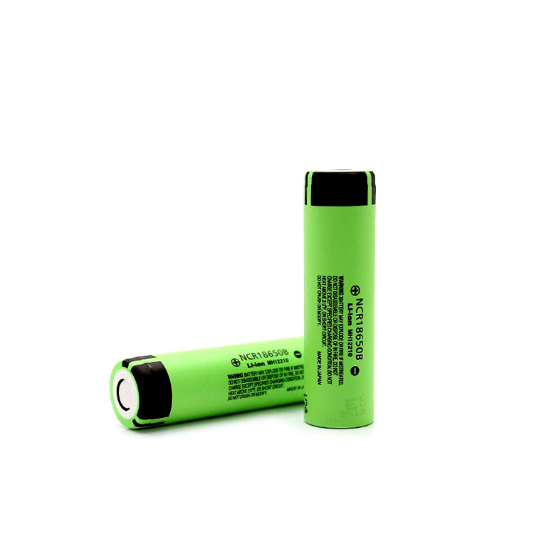 Rechargeable Panasonic 18650 battery 3400mAh NCR18650B li-ion cell