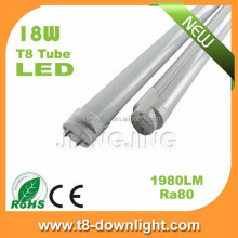 Discount price jiangjing lighting co. led bulb corn t8 tube 18W 1200mm