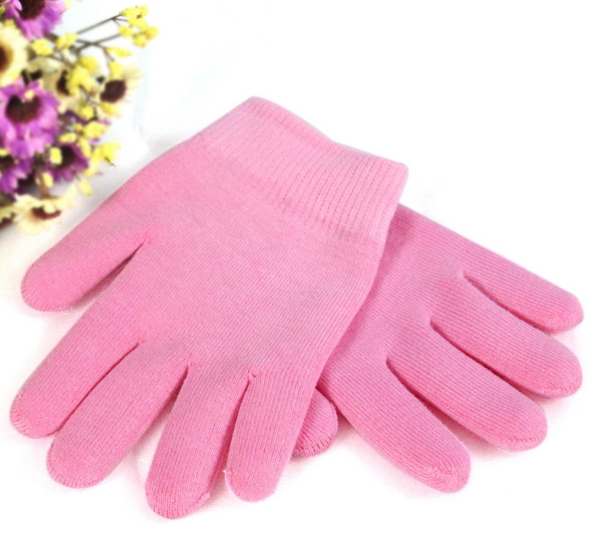 007 Gel Spa Gloves Soften Whiten Skin Moisturizing Treatment Hand Mask Care Gloves