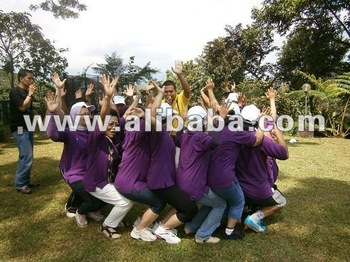 Outbound Training dan Gathering
