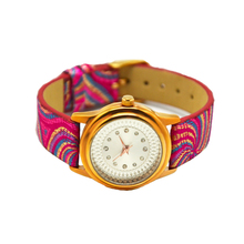 Pu colorful leather strap japan quartz movement geneva brand cheap watches for women hot sale lady wristwatches