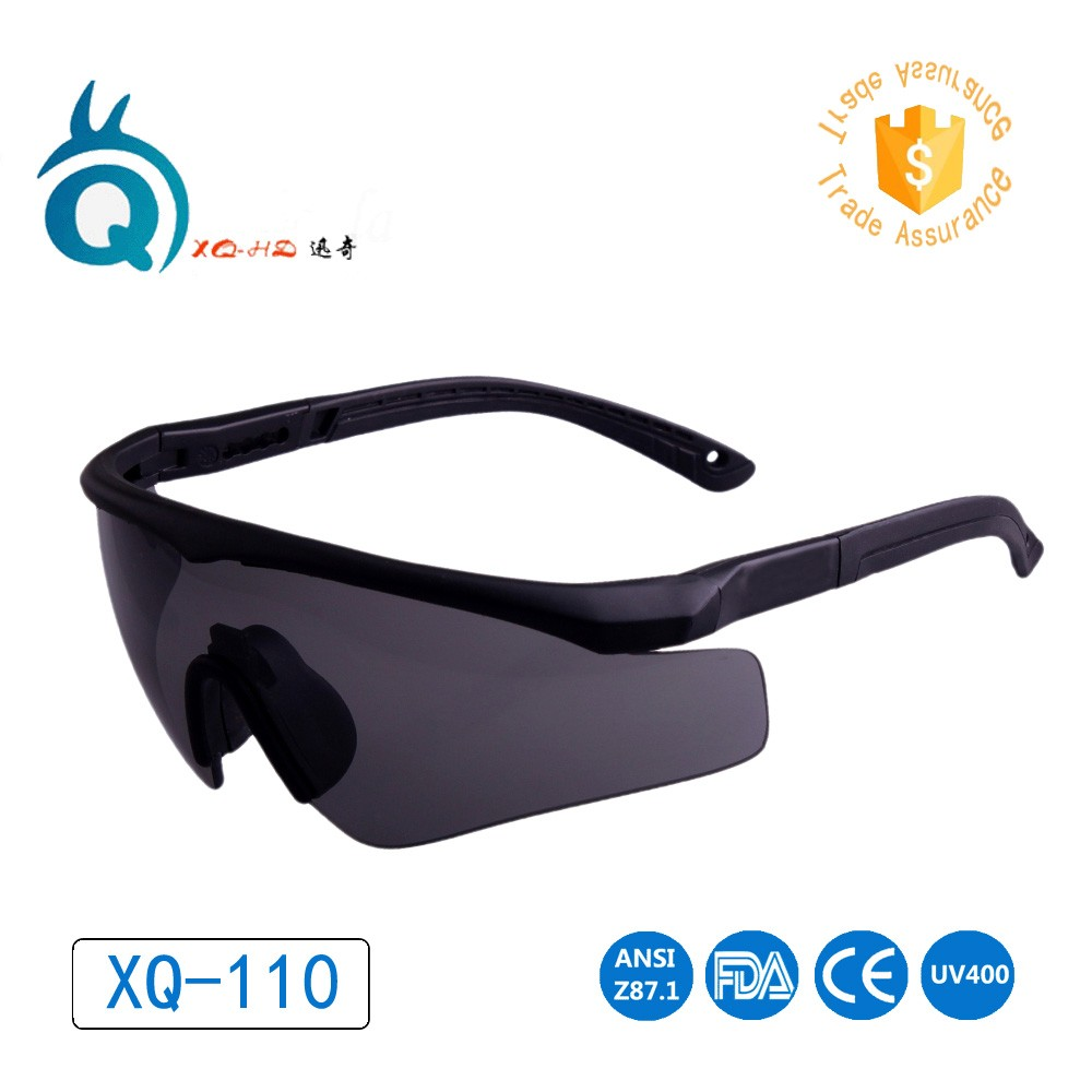 Best selling product military safety goggles night vision goggles uv400 lens glasses Adjustable Legs
