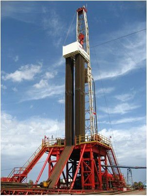 4000m drilling rig