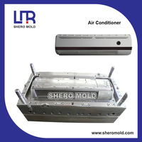 professional air conditioner plastic injection mould making in Taizhou