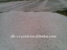Road and deicing salt