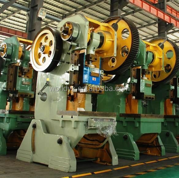 J23-25/25ton china single action power press