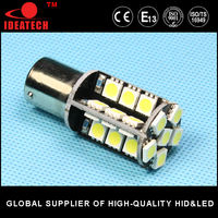 Hot selling high lumen car led bulb 1156 29SMD 5050 led auto