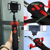 In Stock Now Automatic Unreal Bluetooth Selfie Stick for Wholesale