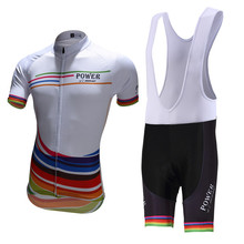 Custom OEM Latest Design Sportswear Suit Bike Clothes Bicycle Clothing Cycling Jersey