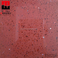 Indoor decorative translucent artificial stone