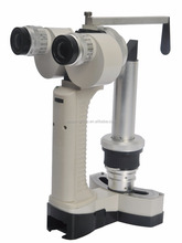 China low price Optical instrument Portable Hand Slit Lamp DSL-05 Optometry equipment