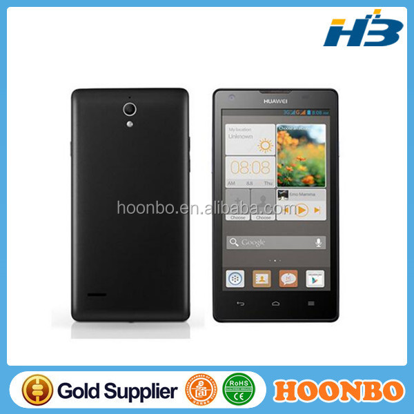"Original Huawei Ascend G700 Quad-core MTK6589 1.2G 2G RAM+ 8G ROM 5""HD screen China mobile phone"