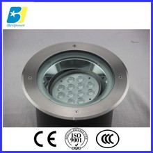 DC24V 32w iBestpower led solar underground led lights in concrete