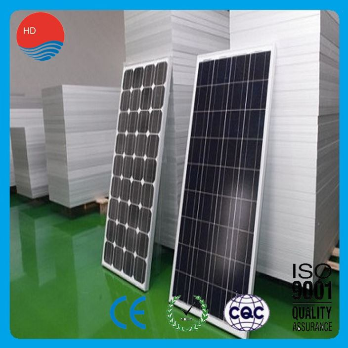 Wholesale ISO9001 RoHS Approved 60W Poly Solar Energy Panel