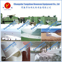 geotextiles for soil retainer machinery