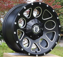 4x4 alloy wheels of MGI