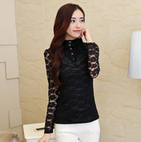 latest ladies tops and blouses latest design girls 2016 blouse women shirt model lace lady blouse