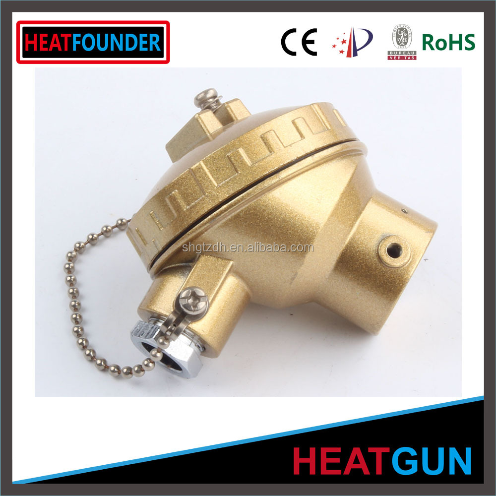 CUSTOMIZED TERMINAL HEAD ENCLOSURE TERMINAL CONNECTION HEAD KNC/KNY ASSEMBLY THERMOCOUPLE HEAD