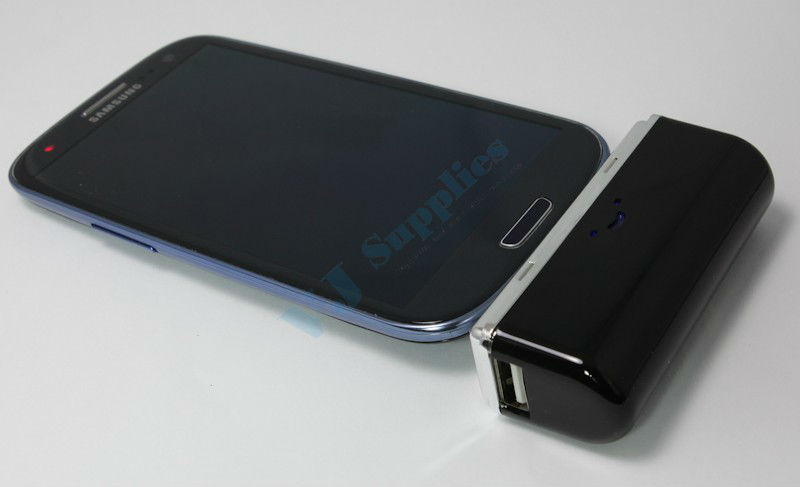 External BatteryPower Bank Micro USB Charger For HTC Galaxy LG Mobile