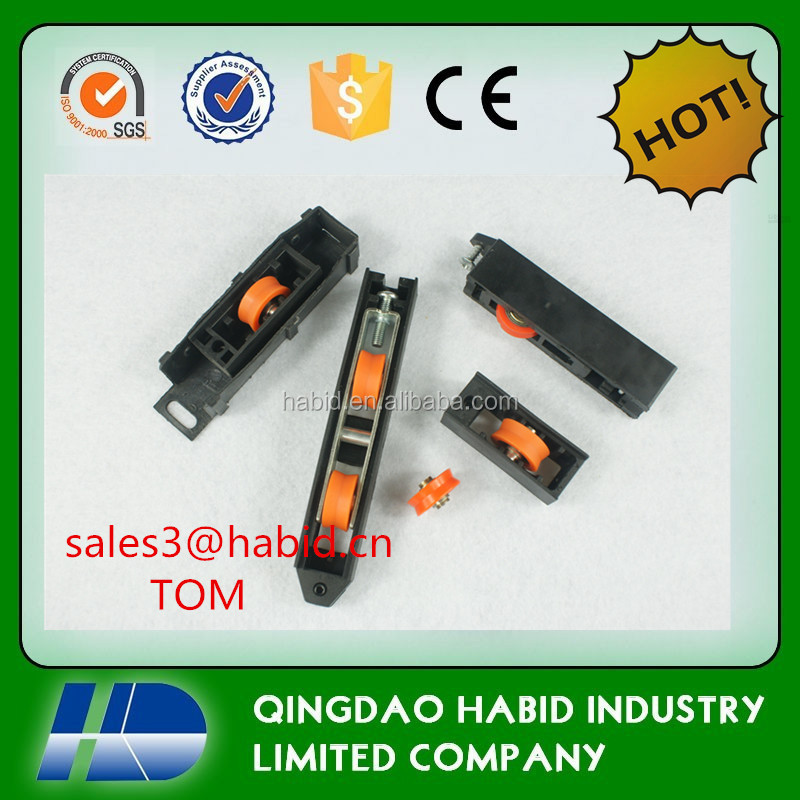 High and hot quality sliding door roller shower sliding door track roller