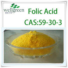Folic acid of Food grade for food additives
