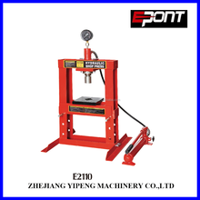 High Quality 10Ton Hydraulic Workshop Shop Press