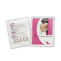 HODAF v shape face mask lifting up and firming chin slim fast v-shape face mask