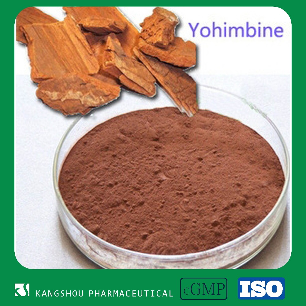 how to take yohimbine hcl powder
