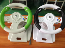 Factory Directly For XBOX360/xbox one vibratory USB wired game racing wheel