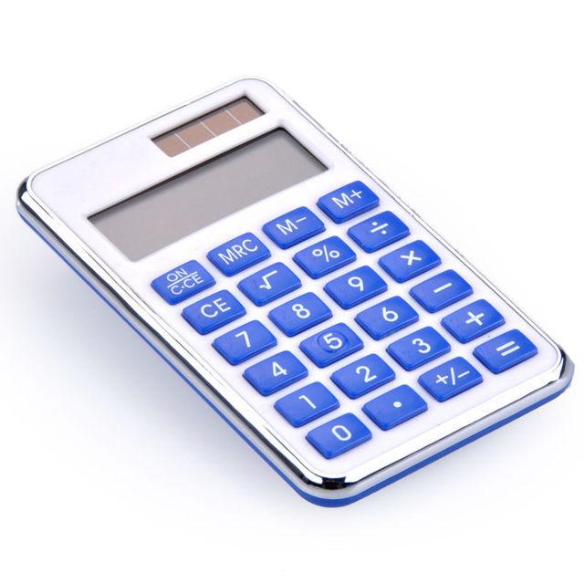 8 Bit Electronic Calculator Kids Calculator Promotion Gift Calculator