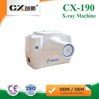 CE Approved Hospital Medical x ray Radiography Digital Mobile Movable Portable X-ray Machine Dental Supplies Equipment CX-190