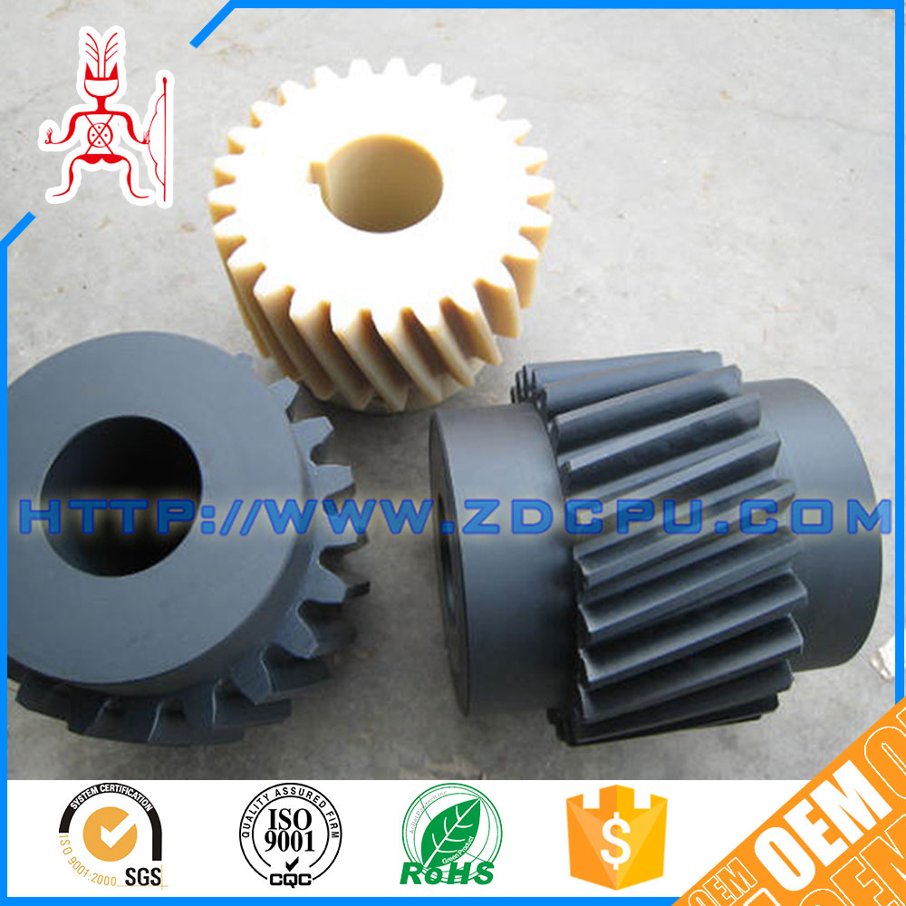 Professional production practical custom plastic injection gear