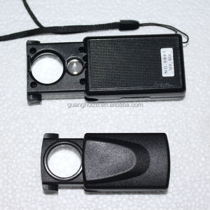 pocket diamond loupe jewellery magnifier