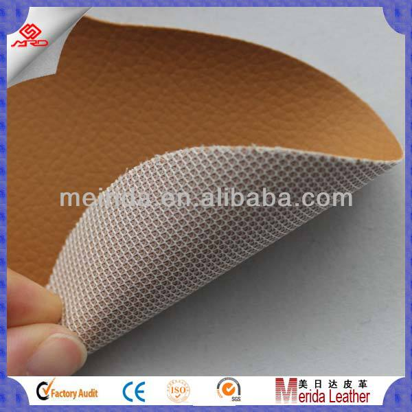 Guangzhou pvc imitation faux leather for sofa and car seat