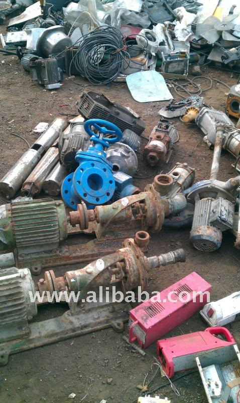 USED PUMPS MOTORS