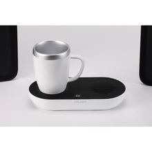 Portable Custom Coffee Mug warmer sets With Logo
