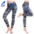 Lotsyle Polyester Spandex Ladies Slim Yoga Wear Fitness Tights Pants