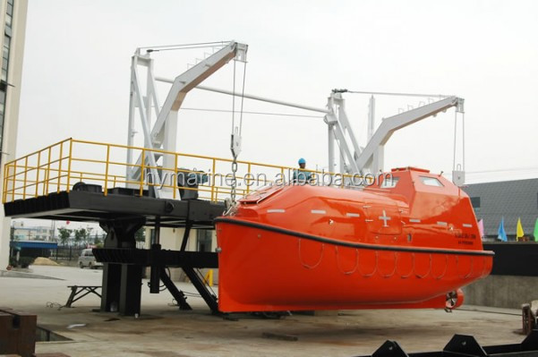 Ship Lifeboat Equipment Manufacture In China