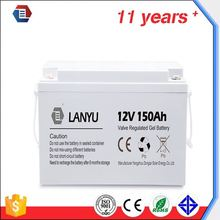 long life batterie solaire 12v200ah 150ah deep cycle gel battery for Photovoltaic systems