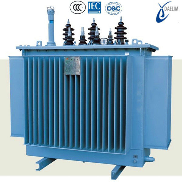 10kv-220kv oil-immersed three-phase electricity transformer