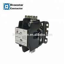 UL Air Conditioner Accessories 2P 30A 24V Electrical Contactor, 2 Pole Contactor