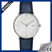 China made cheap watch wholesale custom logo simple watches leather