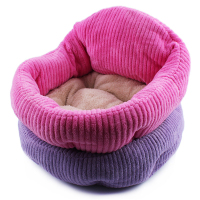 New Soft Warm giant croc shoe shape pet bed Pet Kennel Dog Cat Bed For Small and Medium Dog