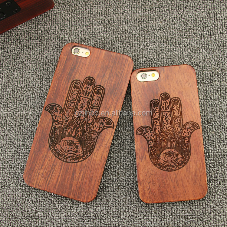 Engrave wooden phone case antigravity phone case for sale