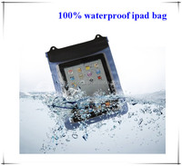 pvc waterproof cover case for ipad mini,hot selling waterproof bag for ipad 3