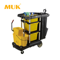 eurohome wholesale hotel restaurant kitchen home plastic cleaning cart