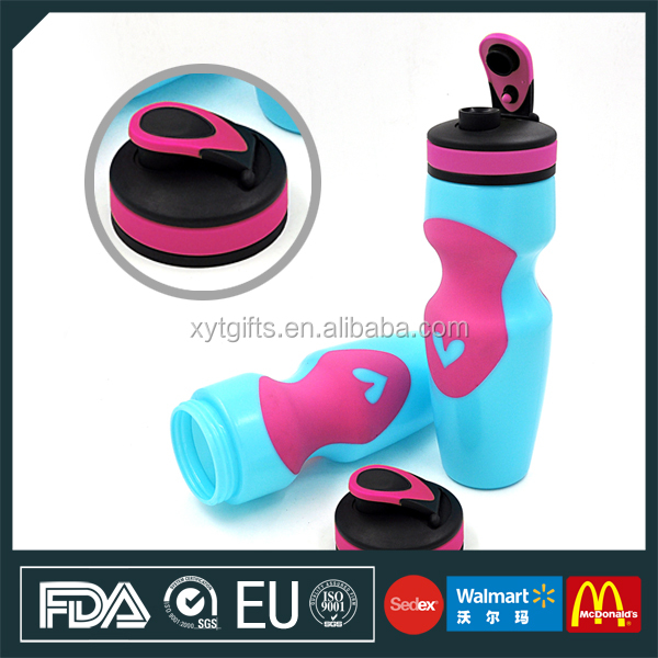 Wholesale Squeezable 750ml Supplement Shaker Bottle India for Christmas gift