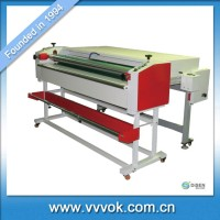 Automatic roller liquid coating uniformity dry laminating machine
