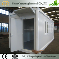 Best Performance Light Economical Fast Assembly Eco Friendly Mobile Homes With Heat Insulation