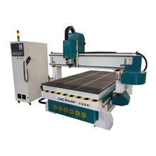 Top quality CE certificated 3d wood carving cnc router/cnc wood cutting machine 1325